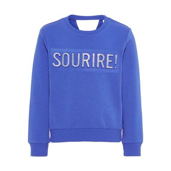 Джемпер Name it Sourire, арт. 193.13169407.DBLU, цвет Синий