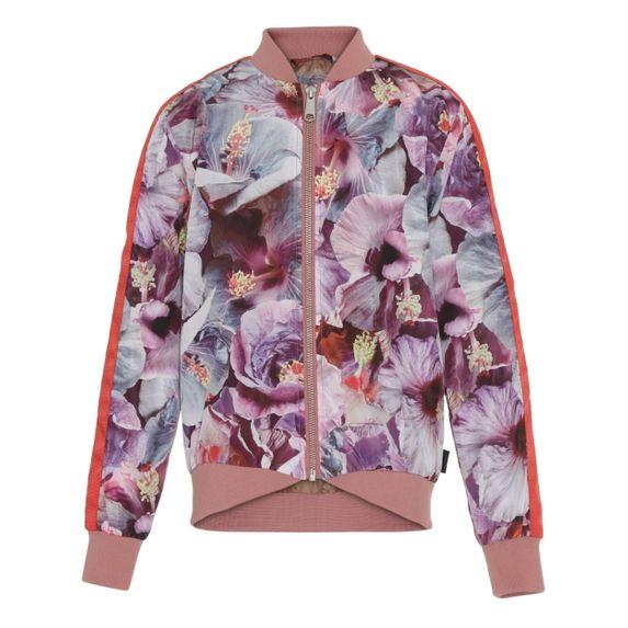 Куртка Molo Hanna True Hibiscus, арт. 5S20M312.6102, цвет Сиреневый