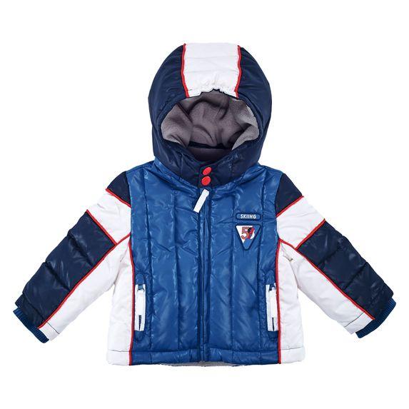 Куртка пуховая Chicco Skiing, арт. 090.87239, цвет Синий