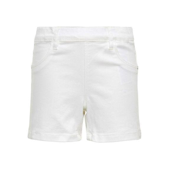 Шорты Name it Slim fit, арт. 13150512.BWHI, цвет Белый