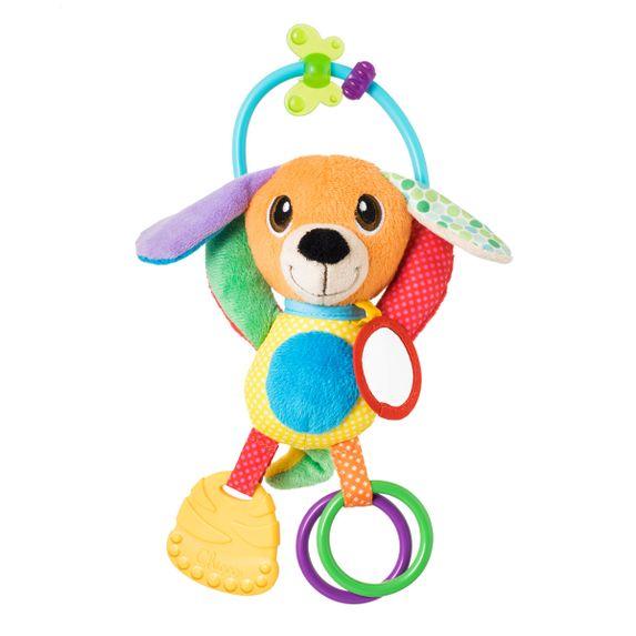 "Игрушка-погремушка Chicco ""Mr. Puppy"", арт. 09226.00"