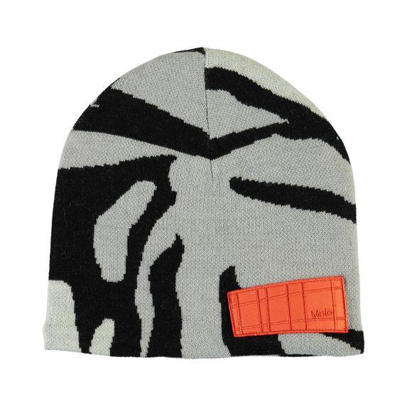 Шапка Molo Kite Graphic Tiger, арт. 7W20S312.7305, цвет Серый