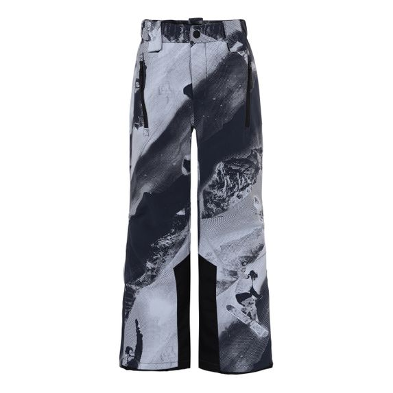 Термобрюки горнолыжные Molo Jump Pro 2 Tones, арт. 5W20I102.6139, цвет Серый