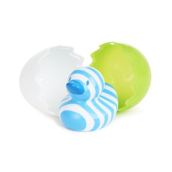 """Игрушка для ванной Munchkin """"Уточка"""", арт. 012309, цвет Голубой"""