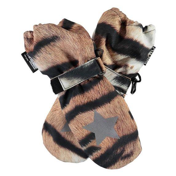Термоварежки Molo Igor Wild Tiger, арт. 7W20S106.6130, цвет Бежевый
