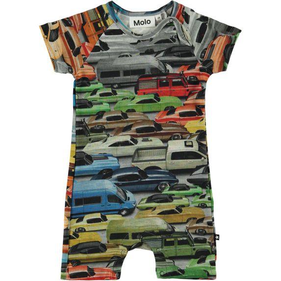 Полукомбинезон Molo Felton Cars, арт. 3S20B402.6050, цвет Разноцветный