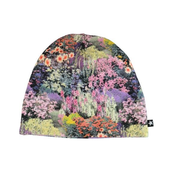 Шапка Molo Nedine Save the Bees, арт. 7S19T202.4181, цвет Розовый