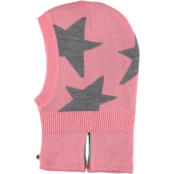 Шапка-балаклава Molo Snow Bubble Pink, арт. 7W19S401.8000, цвет Розовый