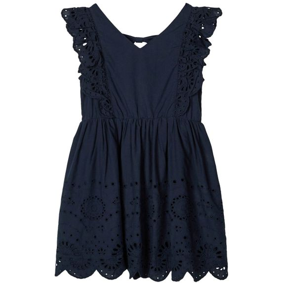 Платье Name it Olivia, арт. 201.13175675.DSAP, цвет Синий