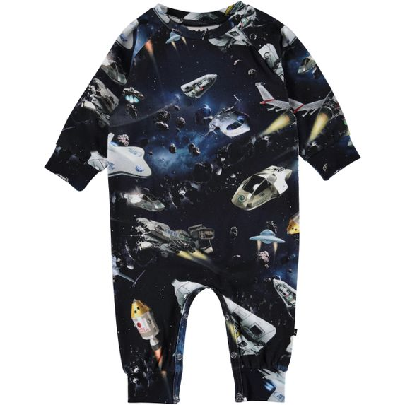 Комбинезон Molo Fairfax Space Traffic, арт. 3W19B503.4882, цвет Синий
