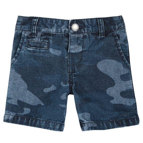 Шорты джинсовые Chicco Dylan, арт. 090.52877.081, цвет Синий