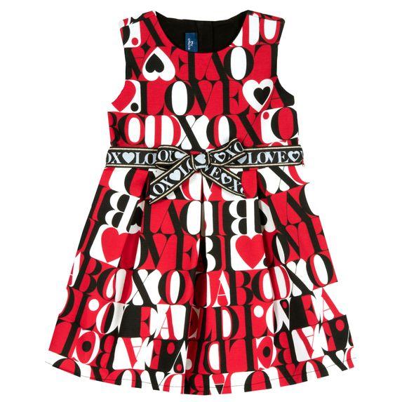 Платье Chicco Love trip, арт. 090.03099.076, цвет Красный
