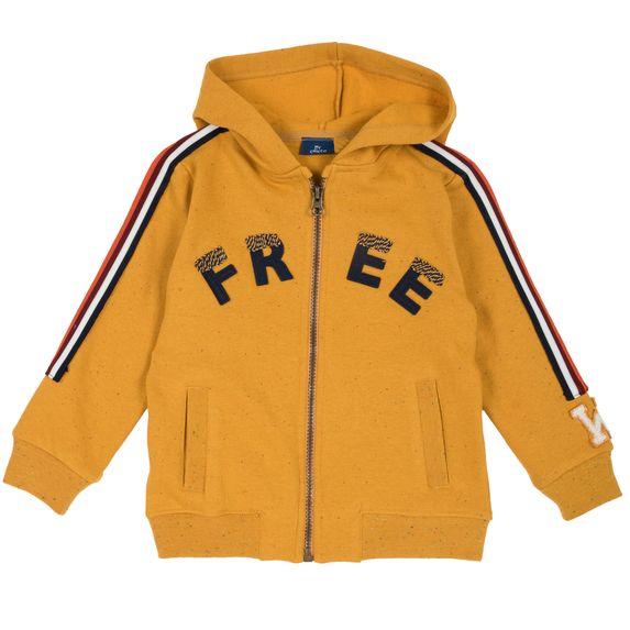 Кардиган с капюшоном Chicco Free, арт. 090.96917.042, цвет Желтый