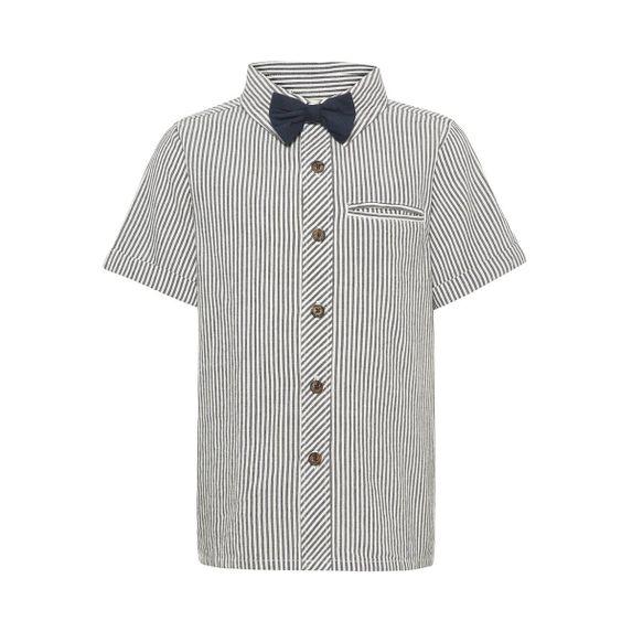 Рубашка Name it Junior (серая), арт. 13164738.DSAP, цвет Синий