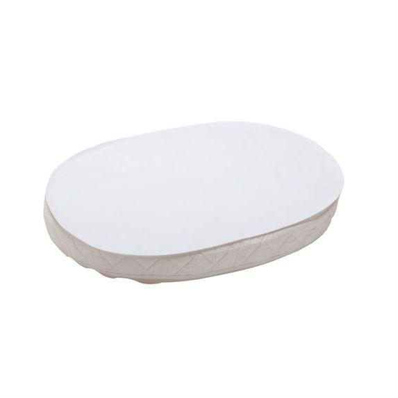 Наматрасник непромокаемый Stokke Sleepi для кроватки, 64х116 см, арт. 159500, цвет Белый