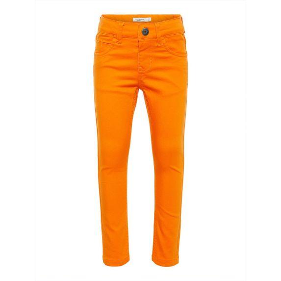 Брюки Name it Urban (оранжевые), арт. 13160779.SORA, цвет Оранжевый
