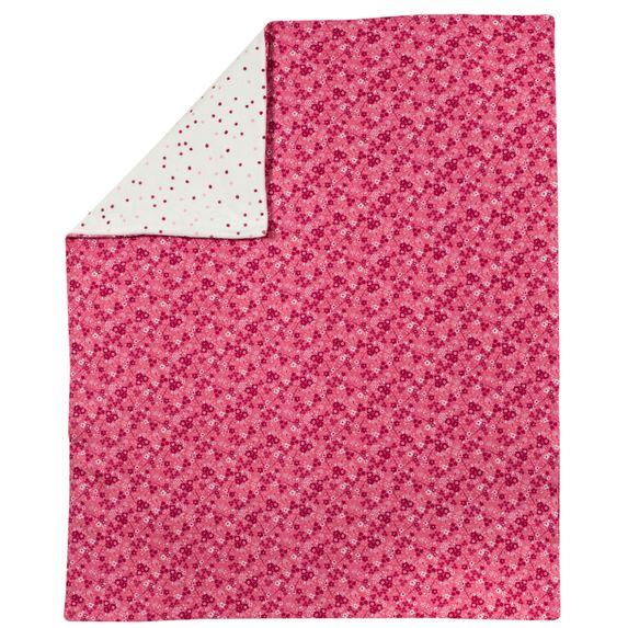 Плед велюровый Chicco Candys, арт. 090.05054.030, цвет Розовый