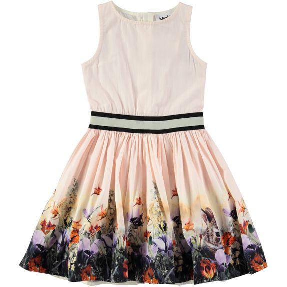 Платье Molo Carli Hiding Away, арт. 2W17E115, цвет Розовый