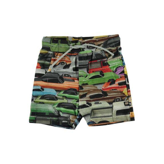Шорты Molo Simroy Cars, арт. 3S20H103.6050, цвет Разноцветный