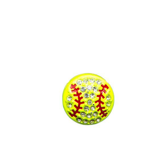 """Эмодзи Tinto """"Tennis Ball"""", арт. AC2270, цвет Желтый"""
