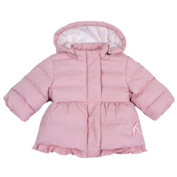 Куртка пуховая Chicco Emma, арт. 090.87431.015, цвет Розовый