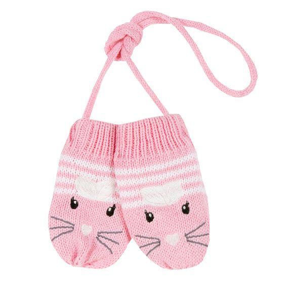 Варежки Chicco Rabbit, арт. 090.04722.011, цвет Розовый