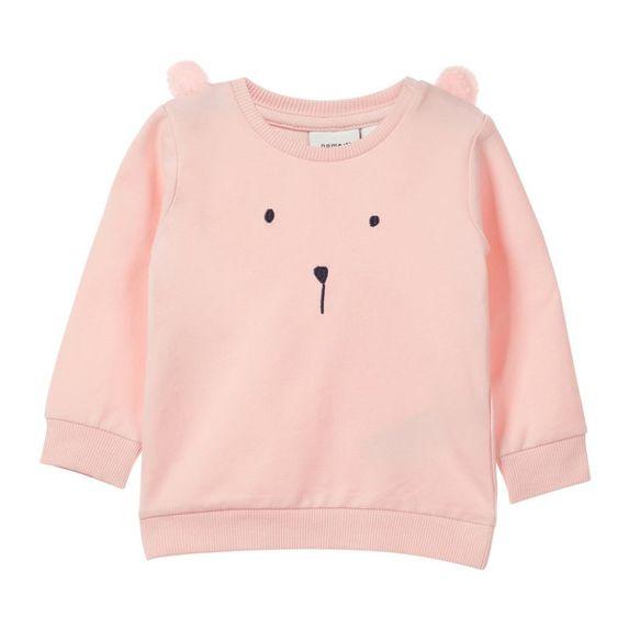 Джемпер Name it Bear (розовый), арт. 13161833.SCRE, цвет Розовый