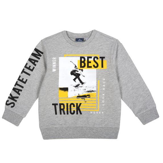 Джемпер Chicco Best trick, арт. 090.69222.095, цвет Серый