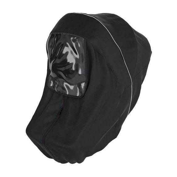 Дождевик для коляски Stokke Xplory, арт. 503200, цвет Черный