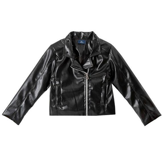 Куртка Chicco Lovely girl, арт. 090.87499.099, цвет Черный