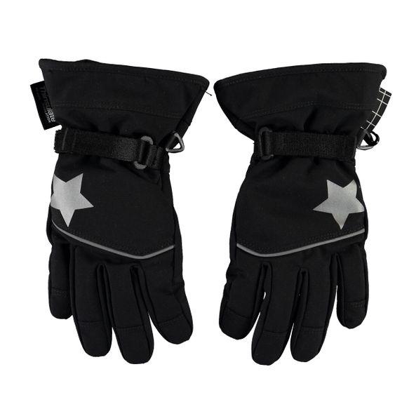 Термоперчатки Molo Mack Active Black, арт. 7NOSS206.0099, цвет Черный