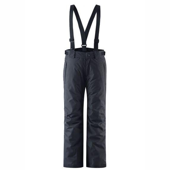 Термобрюки горнолыжные Reima Takeoff Black, арт. 532187-9990, цвет Черный
