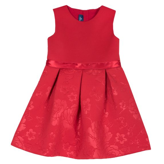 Платье Chicco Lucy, арт. 090.03604.075, цвет Красный