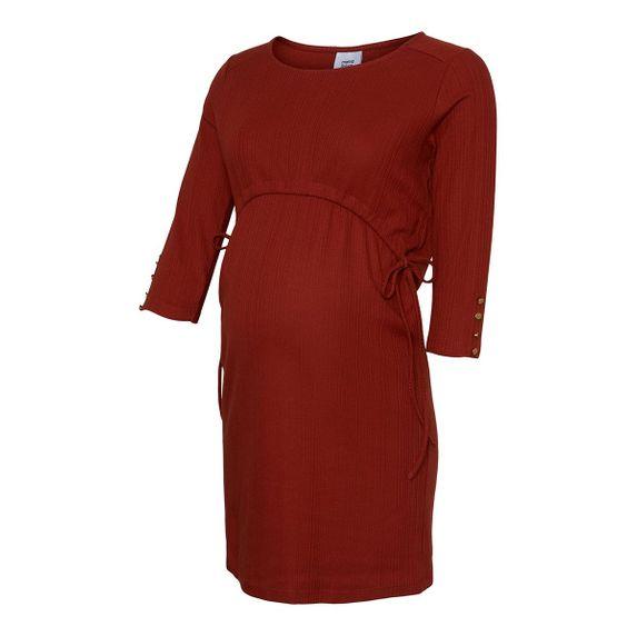 Платье для беременных Mamalicious Spice, арт. 201.20010716.ASPI, цвет Красный
