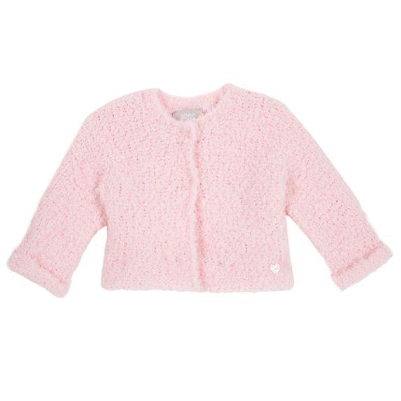 Кардиган Chicco Cute bunny, арт. 090.96659, цвет Розовый