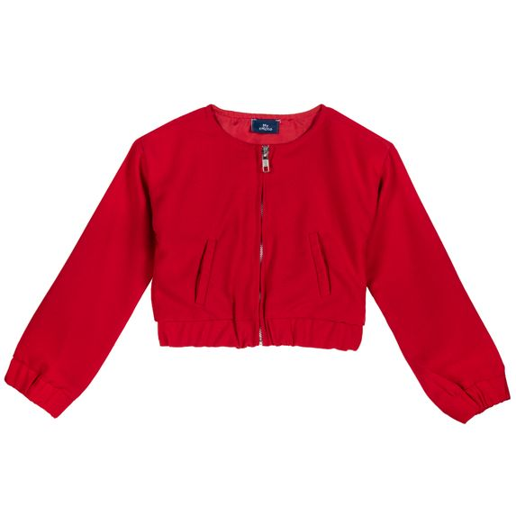 Жакет Chicco Sweet cherry, арт. 090.09447.075, цвет Красный