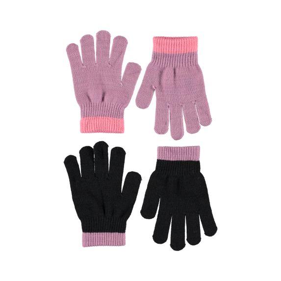Перчатки Molo Kello Star Dust (2 пары), арт. 7W19S205.8010, цвет Розовый