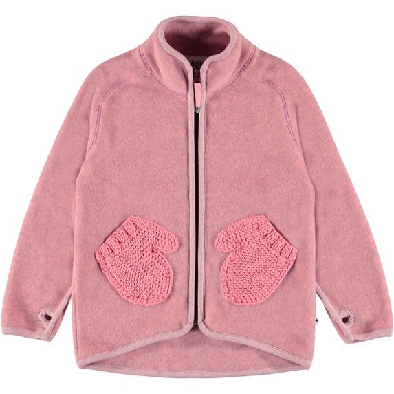 Кардиган Molo Ushi Bubble Pink, арт. 5W19L205.8000, цвет Розовый