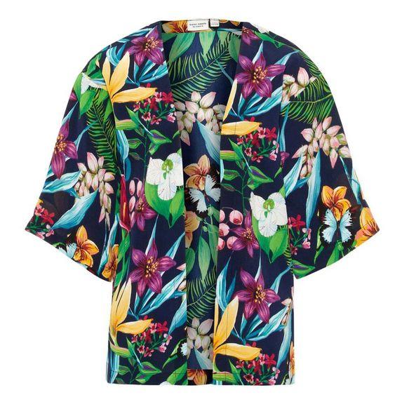 Кардиган Name it Bright kimono, арт. 201.13167864.DSAP, цвет Синий