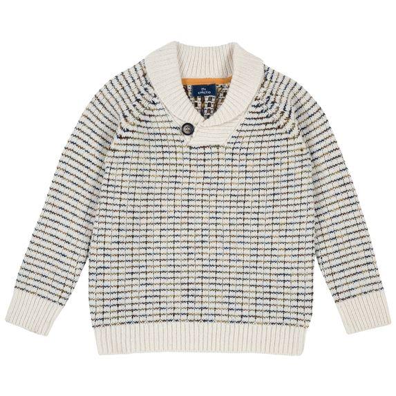 Пуловер Chicco Ethan, арт. 090.96919.030, цвет Белый