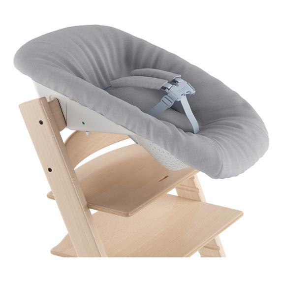 Кресло для новорожденных Stokke Tripp Trapp Newborn, арт. 5261, цвет Серый