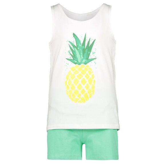 Костюм Name it Pineapple: майка и шорты , арт. 201.13175006.SBUD, цвет Салатовый