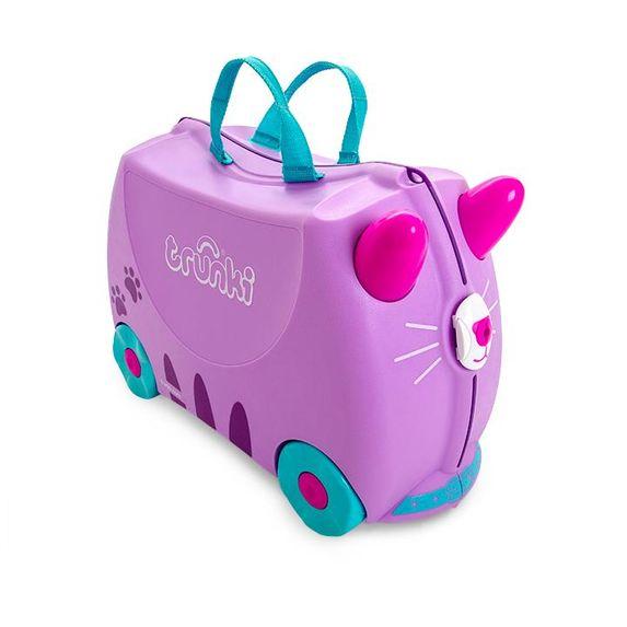"Детский чемодан Trunki ""Candy Cat"", арт. 0322-GB01-UKV"