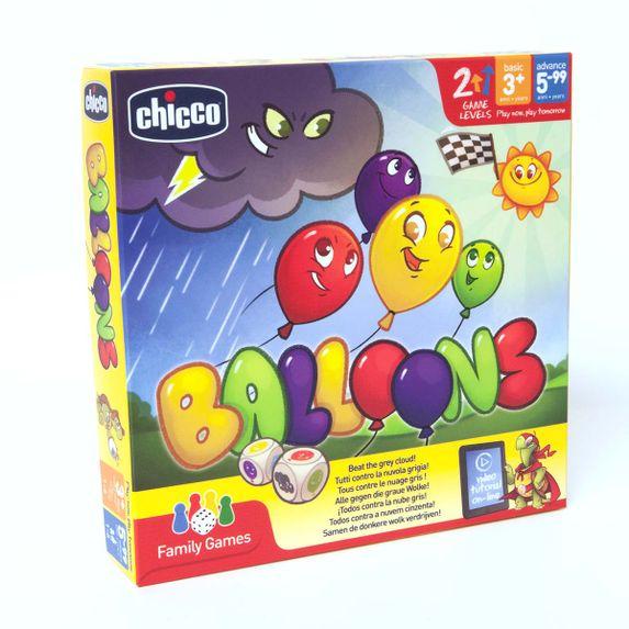 """Настольная игра Chicco """"Balloons"""", арт. 09169.00"""