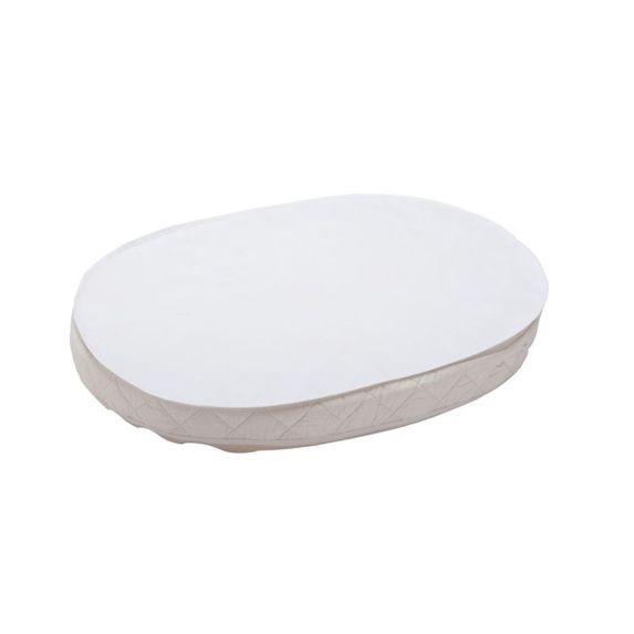 Простынь непромокаемая Stokke Sleepi Mini для люльки,54х72 см, арт. 159400, цвет Белый