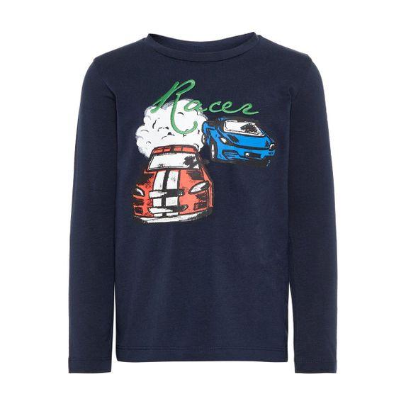 Реглан Name it Racer (синий), арт. 13161430.DSAP, цвет Синий