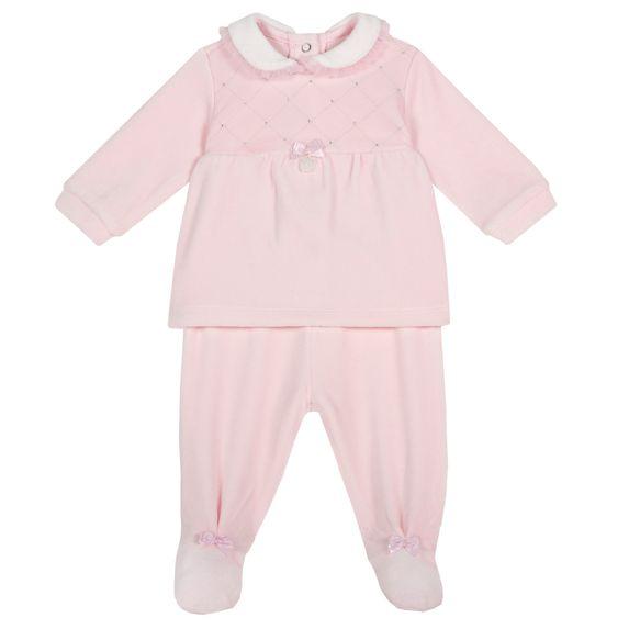 Костюм Chicco Little fairy: рубашка и ползунки, арт. 090.76560.011, цвет Розовый