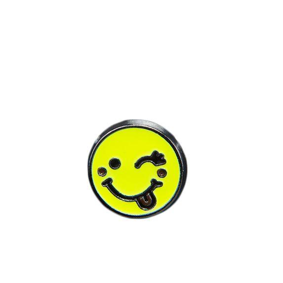 "Эмодзи Tinto ""Emoji blink"", арт. AC2230.1, цвет Желтый"