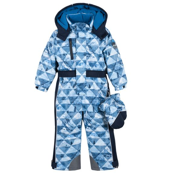 Термокомбинезон Chicco Mountain valley, арт. 090.96947.088, цвет Синий