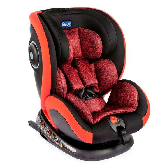 Автокресло Chicco Seat4Fix, группа 0+/1/2/3, арт. 79860, цвет Красный